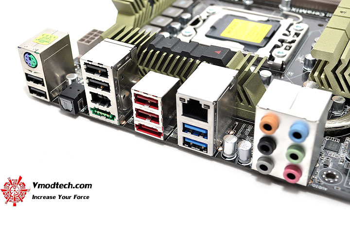 dsc 0060 ASUS SABERTOOTH X58 Motherboard Review
