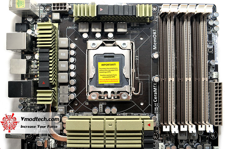 dsc 0072 ASUS SABERTOOTH X58 Motherboard Review