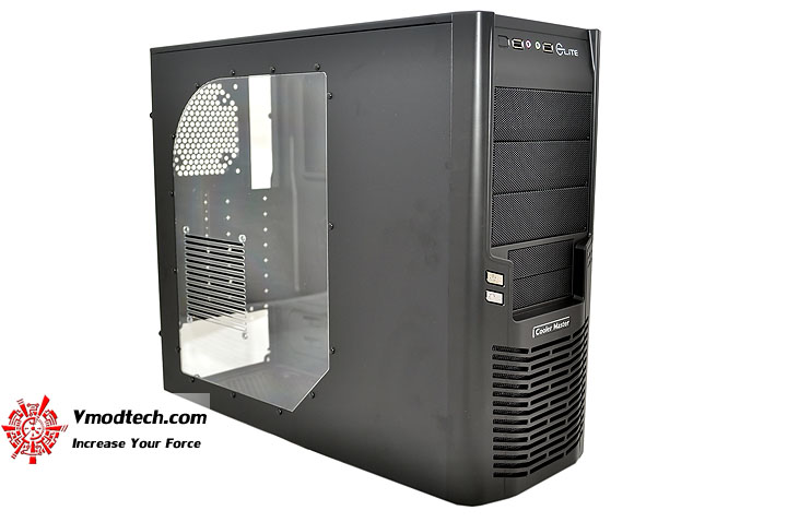 dsc 0048 Cooler Master Elite 430 Black Chassis Review