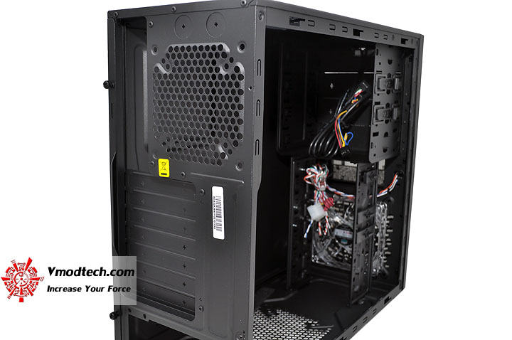 dsc 0062 Cooler Master Elite 430 Black Chassis Review