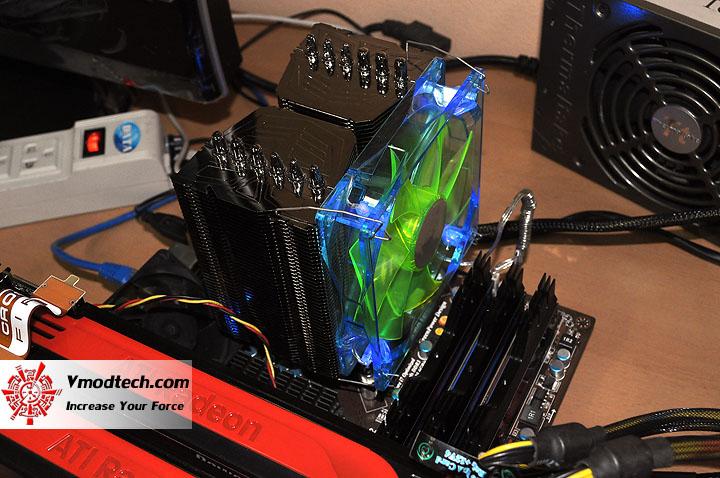 dsc 00121 Cooler Master EXCALIBUR 120mm. Fan Review