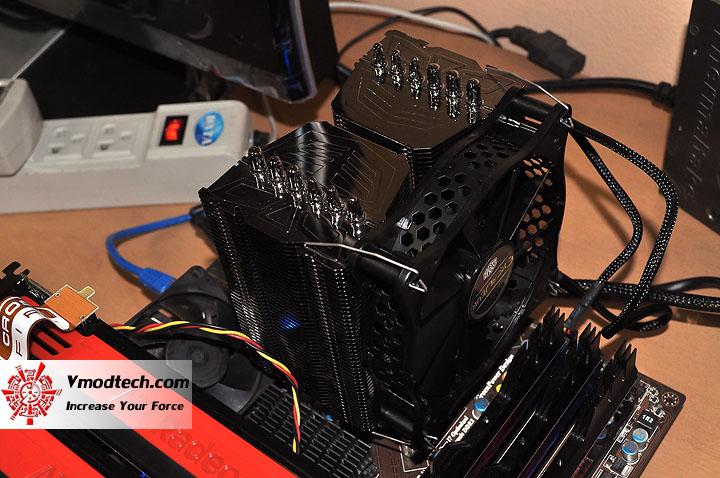 dsc 00171 Cooler Master EXCALIBUR 120mm. Fan Review