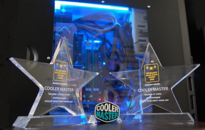 111 720x458 COOLER MASTER คว้ารางวัล Excellent Brand Survey Awards 2009 จาก นิตยสาร HWM