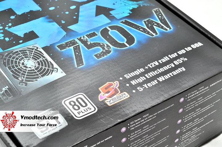 dsc 0008 Cooler Master GX Series 750W