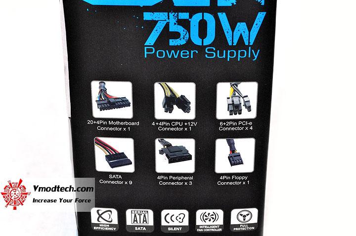 dsc 0011 Cooler Master GX Series 750W