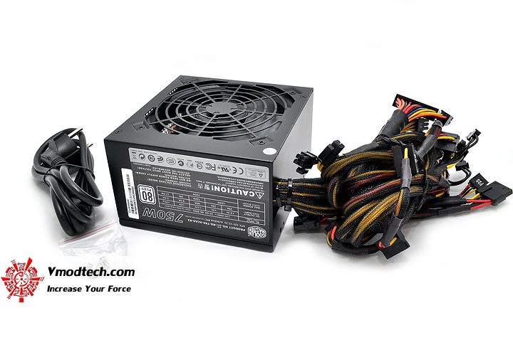 dsc 0016 Cooler Master GX Series 750W