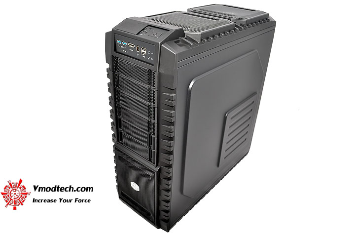 dsc 0002 COOLER MASTER HAF X Chassis Review