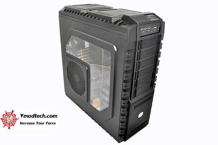 dsc 0006 COOLER MASTER HAF X Chassis Review