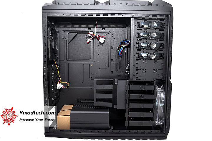 dsc 0034 COOLER MASTER HAF X Chassis Review
