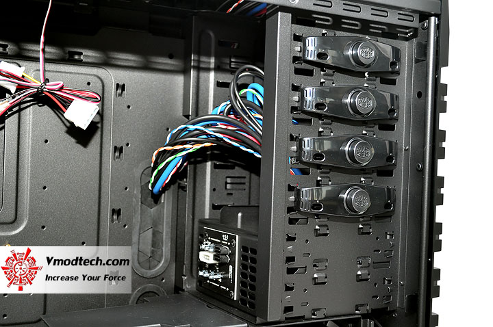 dsc 0036 COOLER MASTER HAF X Chassis Review