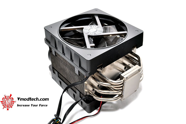 dsc 0060 Cooler Master V6 GT Muscle Cooling 200+W Cooling Solution Review