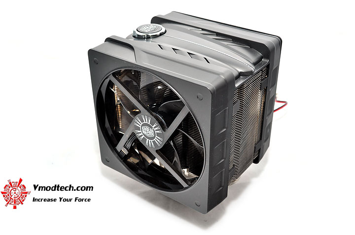 dsc 0061 Cooler Master V6 GT Muscle Cooling 200+W Cooling Solution Review