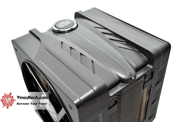 dsc 0075 Cooler Master V6 GT Muscle Cooling 200+W Cooling Solution Review
