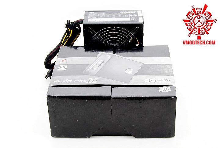 dsc 0265 CoolerMaster 500W SILENT Pro M Review