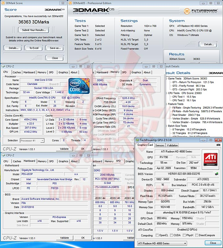 05 Core i3 & Core i5 32nm with DDR2000+??