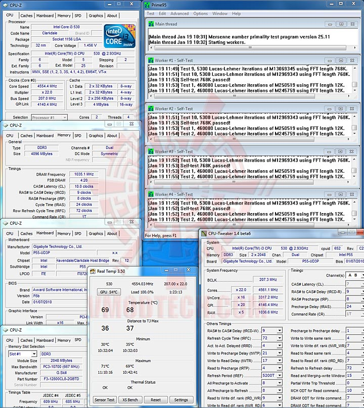 prime 1 Core i3 & Core i5 32nm with DDR2000+??