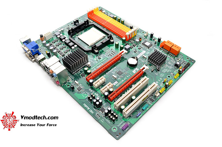 dsc 0112 ECS A885GM A2 AM3 Motherboard Review