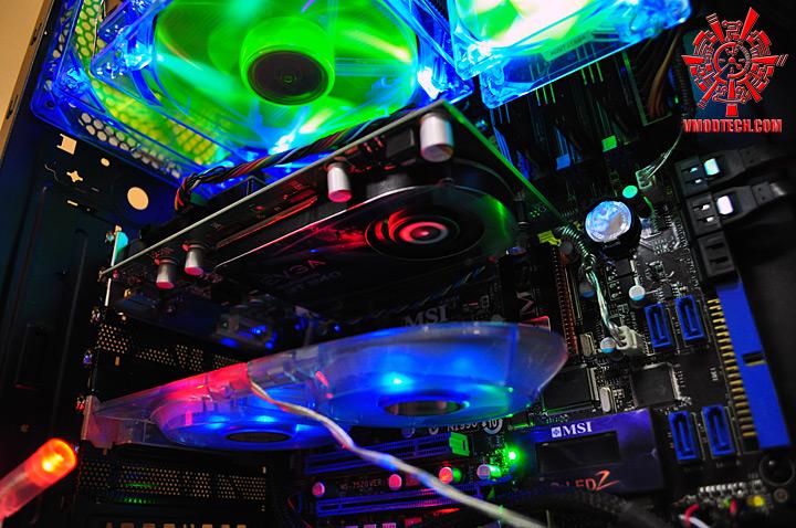 dsc 0312 EVGA GeForce GT240 512MB DDR5 Review