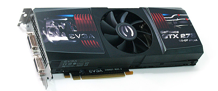 evga275 1 EVGA Geforce GTX 275 CO OP PhysX Edition