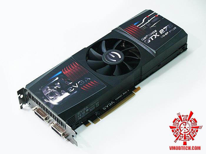 pc100072 EVGA Geforce GTX 275 CO OP PhysX Edition