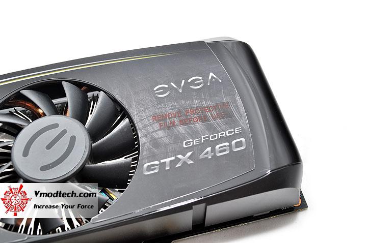 dsc 0055 EVGA GeForce GTX 460 768MB GDDR5 Review