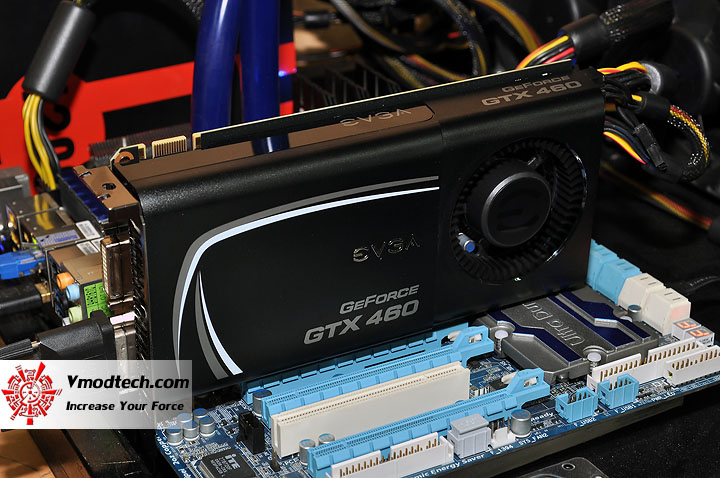 dsc 0005 EVGA GeForce GTX 460 SuperClocked 1024MB GDDR5 Review