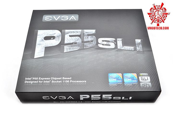dsc 0200 EVGA P55 SLI E655 + Core i3 530 : Review