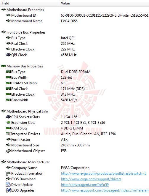 ed3 EVGA P55 SLI E655 + Core i3 530 : Review
