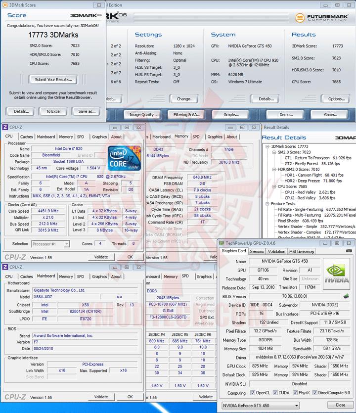06 df GALAXY GeForce GTS 450 GC VERSION 1GB GDDR5 Review