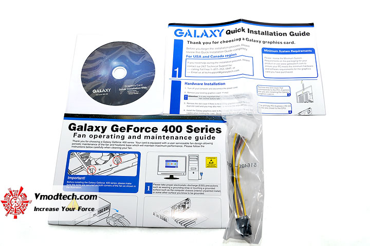 dsc 0016 GALAXY GeForce GTS 450 GC VERSION 1GB GDDR5 Review