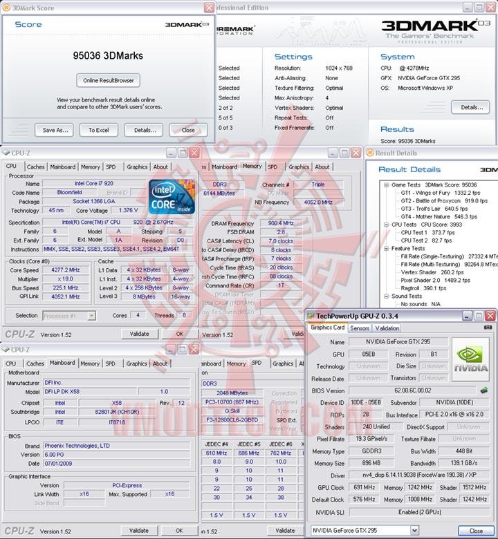 03 oc GALAXY GeForce GTX 295 single PCB