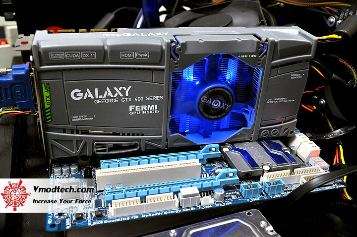 dsc 0020 GALAXY GeForce GTX 465 1024MB GDDR5 Review
