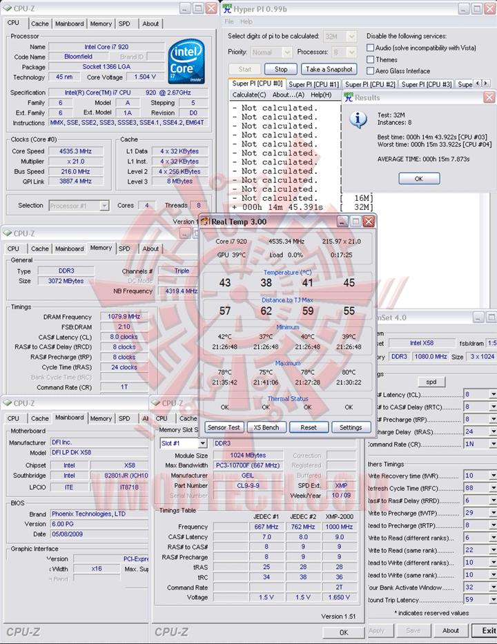 32m8 2160 1 GEIL PC3 16000 DDR3 2000 แรงทะลุนรก เสถียรที่สุดในไทย!!