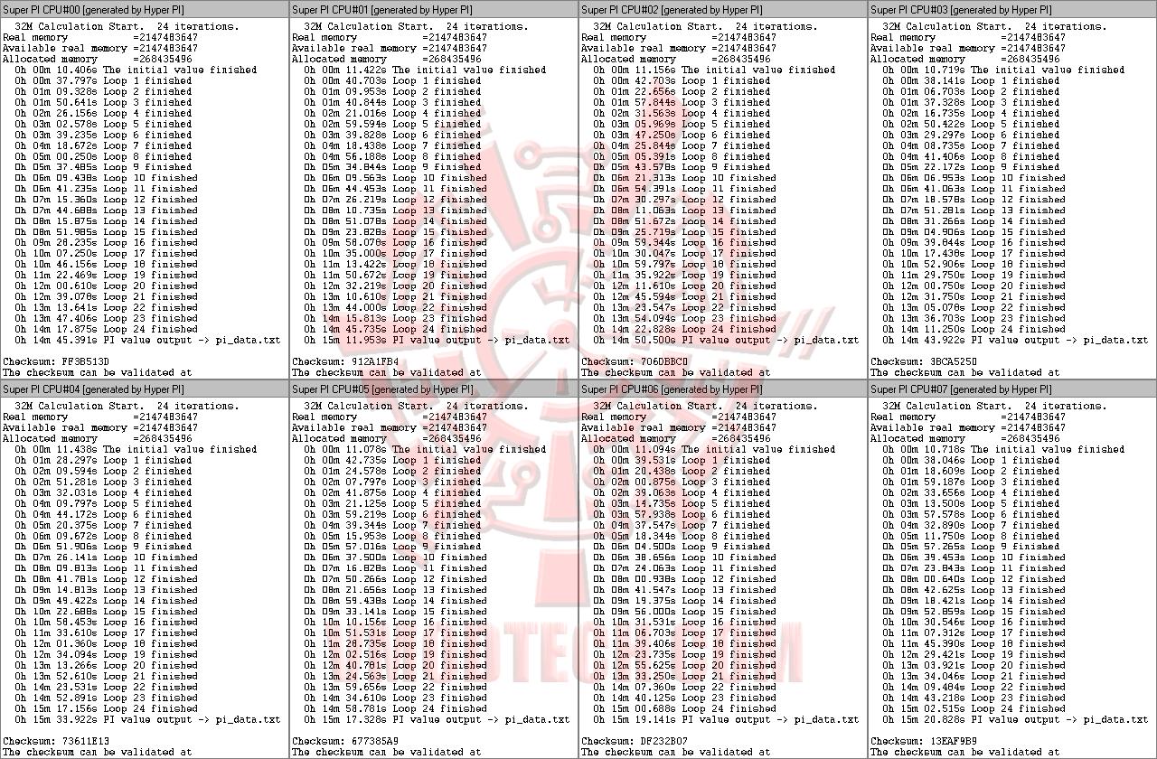 32m8 2160 2 GEIL PC3 16000 DDR3 2000 แรงทะลุนรก เสถียรที่สุดในไทย!!