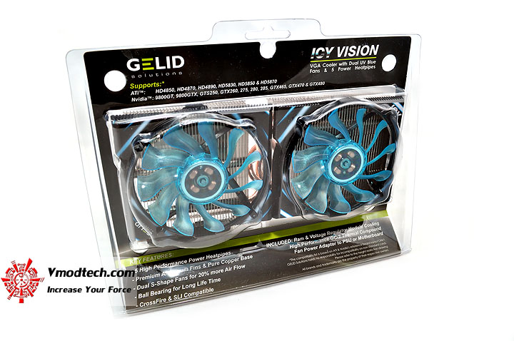 dsc 0123 GELID ICY VISION VGA Cooler Review