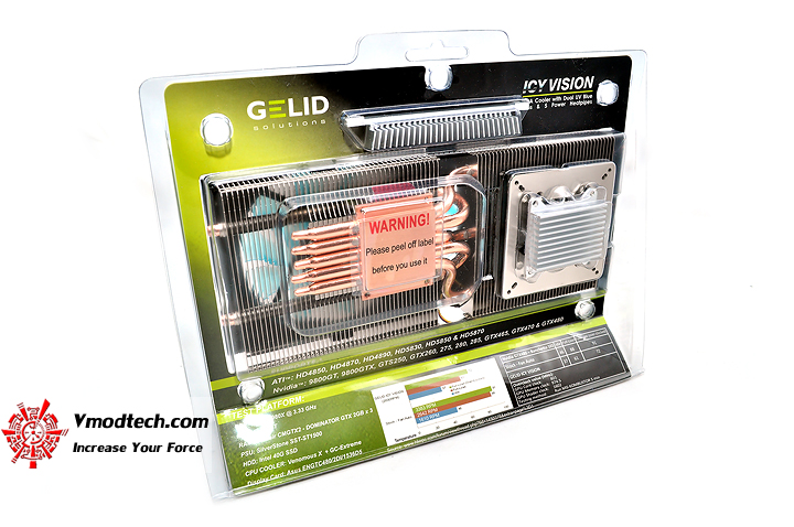 dsc 0129 GELID ICY VISION VGA Cooler Review