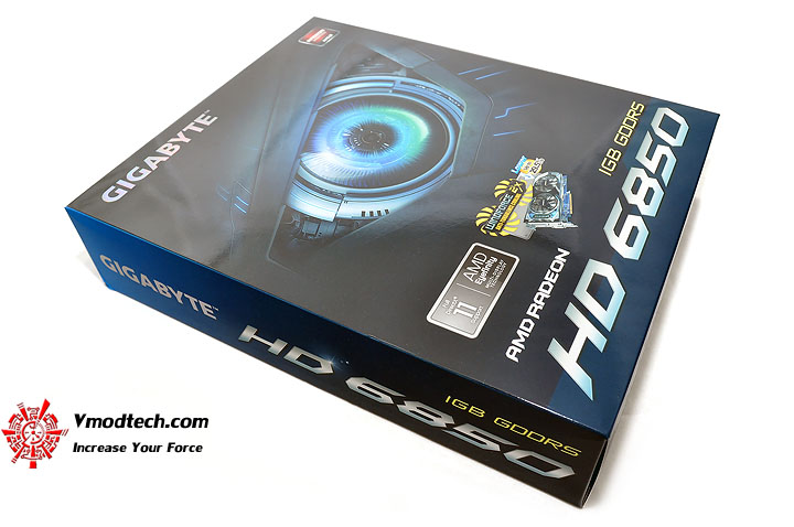 dsc 0001 GIGABYTE AMD Radeon HD 6850 1GB GDDR5 Review
