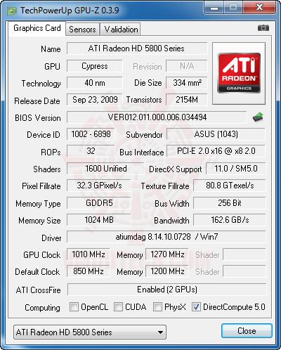 c7 GIGABYTE GA 890GPA UD3H AMD 890GX Chipset Review