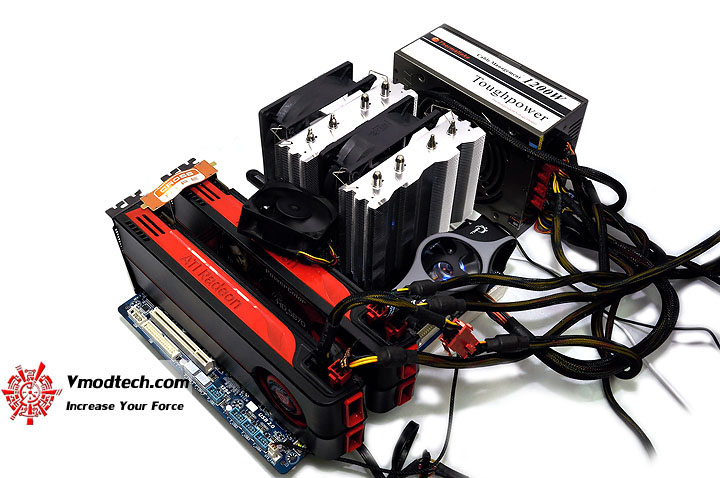 dsc 0091 GIGABYTE GA 890GPA UD3H AMD 890GX Chipset Review