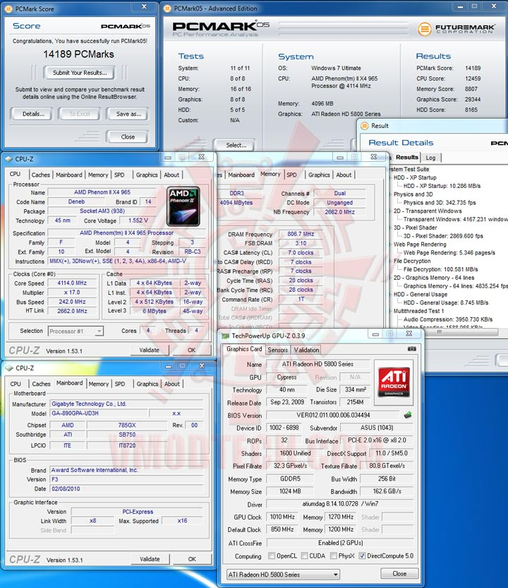 pcm05 GIGABYTE GA 890GPA UD3H AMD 890GX Chipset Review
