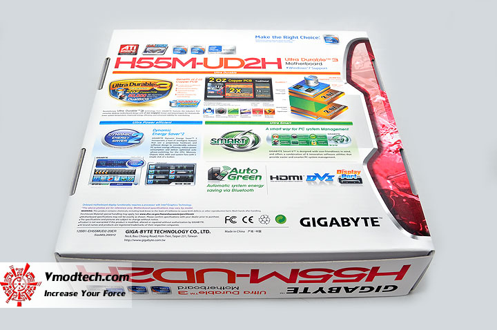 dsc 0068 GIGABYTE GA H55M UD2H : Review