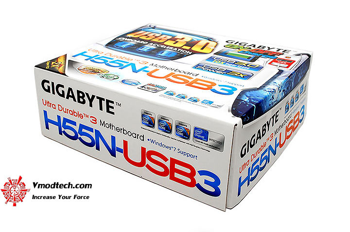 dsc 0558 GIGABYTE GA H55N USB3 Mini ITX Motherboard Review