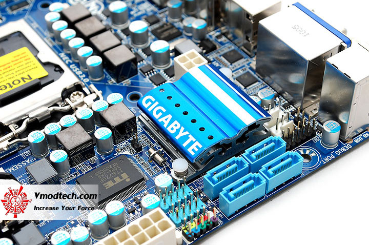 dsc 0578 GIGABYTE GA H55N USB3 Mini ITX Motherboard Review
