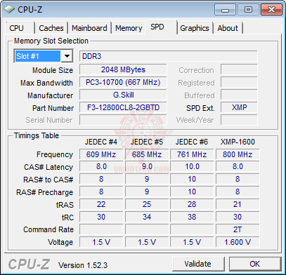 cpuz5 GIGABYTE GA P55A UD3P Full Benchmark Review