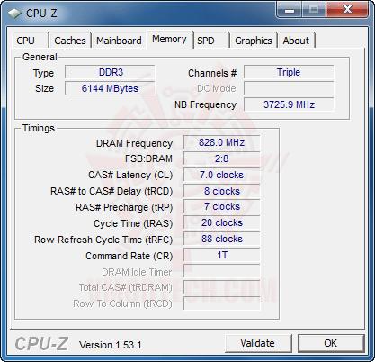 cpuz4 GIGABYTE GA X58A UD3R : Review