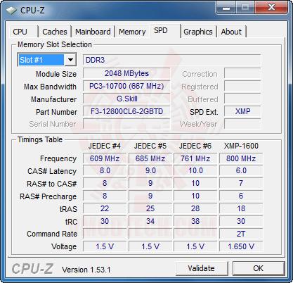 cpuz5 GIGABYTE GA X58A UD3R : Review