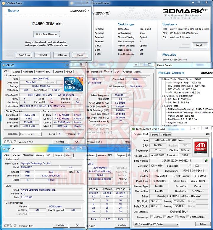 03 GIGABYTE GA X58A UD7 : X58 SLGMX Chipset!!