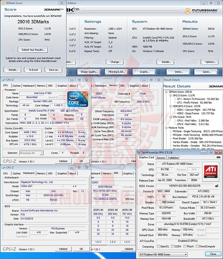 06 GIGABYTE GA X58A UD7 : X58 SLGMX Chipset!!