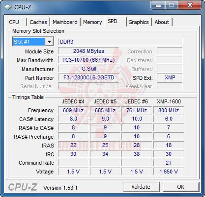 cpuz5 GIGABYTE GA X58A UD7 : X58 SLGMX Chipset!!