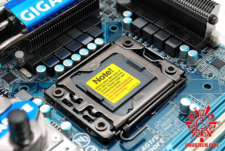 dsc 7905 GIGABYTE GA X58A UD7 : X58 SLGMX Chipset!!